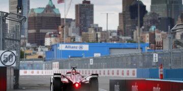 Practice Results – 2021 New York City E-Prix 1