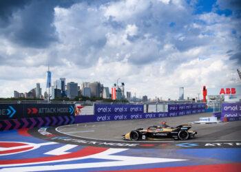 Qualifying Results – 2021 New York City E-Prix 1