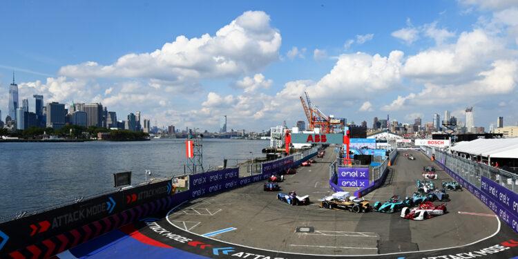 Race results – 2021 New York City E-Prix 1