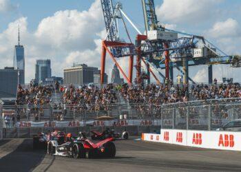Qualifying results – 2021 New York City E-Prix 2