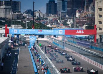 Race results – 2021 New York City E-Prix 2