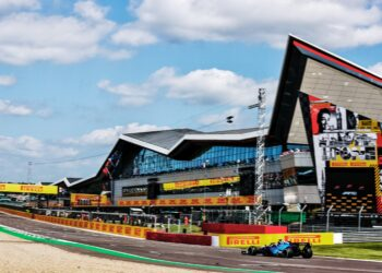 (FP2) Second Practice Results – 2021 British Grand Prix