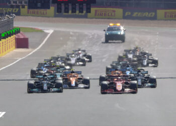 Race Results – 2021 British Grand Prix