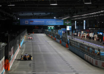 (FP1) First Practice Results – 2021 London E-Prix