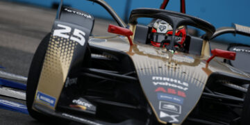 Vergne quickest in very close FP1 session