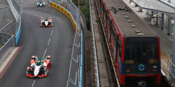 """Overtaking on the ExCeL track """"near mission impossible"""""""