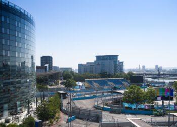 (FP2) Second Practice Results – 2021 London E-Prix