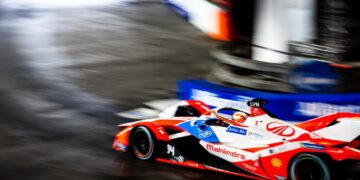 Lynn leads all-British front row at London E-Prix