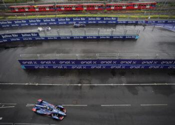 Race Results – 2021 London E-Prix 1