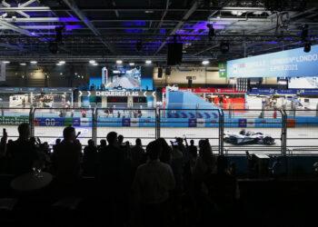 Qualifying Results – 2021 London E-Prix 2