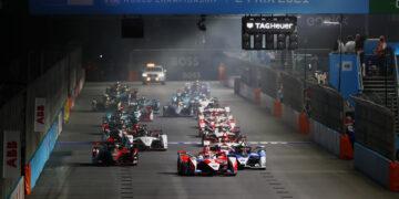 Race Results – 2021 London E-Prix 2