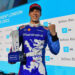 Lynn triumphant at home in chaotic race