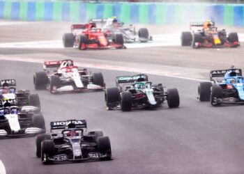 Race Results – 2021 Hungarian Grand Prix