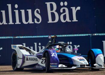 Dennis comfortably tops FP2 in Berlin