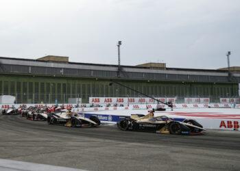 Race Results – 2021 Berlin E-Prix 1