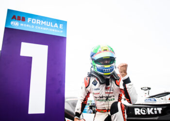 Di Grassi victorious in Berlin after close fought race