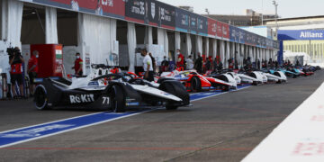 Practice Results – 2021 Berlin E-Prix 2