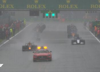 Race Results – 2021 Belgian Grand Prix