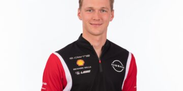 Guenther to join Buemi at Nissan