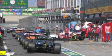 (FP2) Second Practice Results – 2021 Dutch Grand Prix