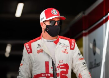 Raikkonen to miss Dutch GP after testing positive for Covid 19