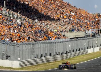 Qualifying Results – 2021 Dutch Grand Prix