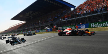 Race Results – 2021 Dutch Grand Prix