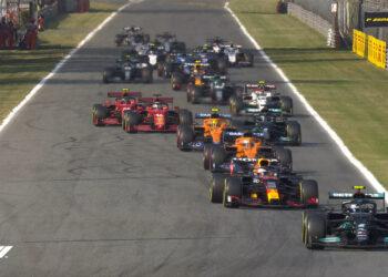 Sprint Qualifying Results – 2021 Italian Grand Prix