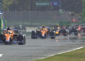 Race Results – 2021 Italian Grand Prix