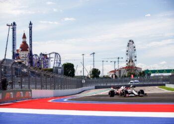 (FP1) First Practice – 2021 Russian Grand Prix