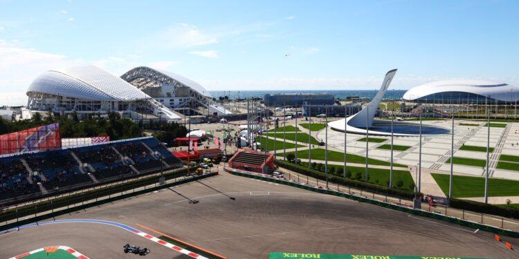 (FP2) Second Practice – 2021 Russian Grand Prix