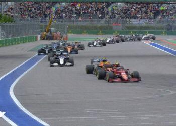 Race Results – 2021 Russian Grand Prix