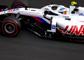 """Schumacher on qualifying P14: """"tricky conditions were fun to drive"""""""