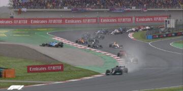Race Results – 2021 Turkish Grand Prix